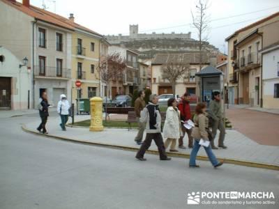 Ribera del Duero - Visita enológica a Peñafiel;hacer senderismo en madrid; vacaciones senderismo
